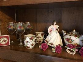 Royal Doulton porcelain doll