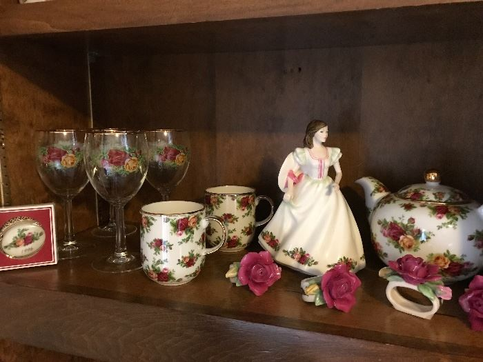 Royal Doulton porcelain doll