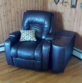 Lane Recliner and Angled Arm