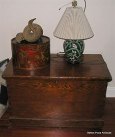 Antique Chest, this is just gorgeous