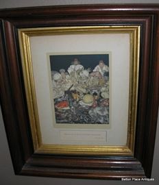Another A Rackham Litho Framed