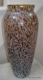 Large Murano Glass Vase