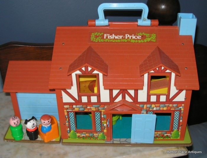 Vintage Fisher-Price House