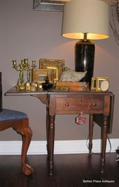 There is a pair of these gorgeous Work Tables,