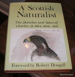 Scottish Naturalist book