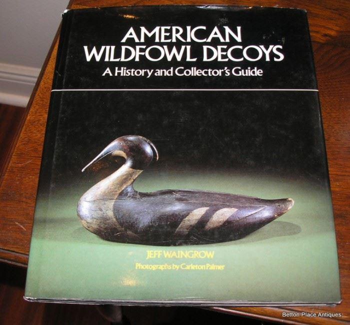 American Wildfowl Decoys Book