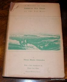 History of the American fur Trade/Chittenden