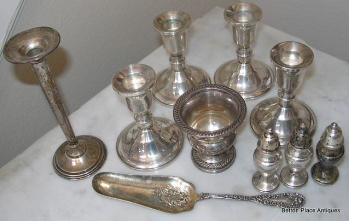 Sterling Silver Pieces