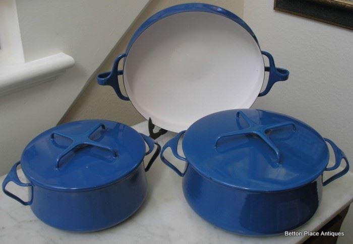 Vintage Dansk Cookware