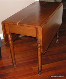 Another View of Pine Table