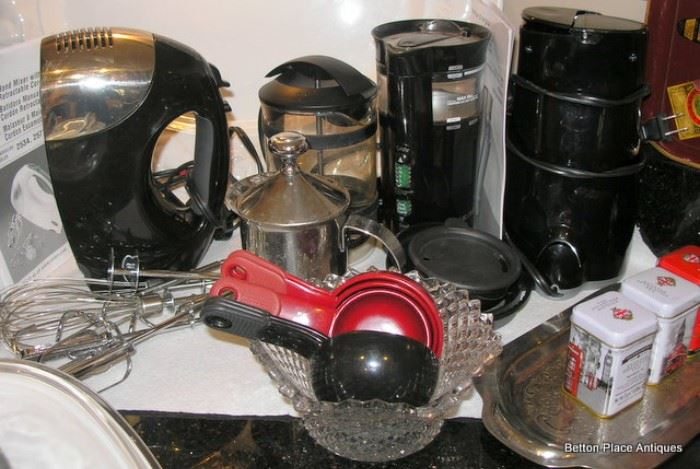 Oster Mixer, Coffee Grinders, Makers and More