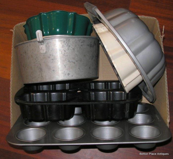 More Baking Pans