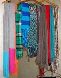 Some of the Delightful Scarves