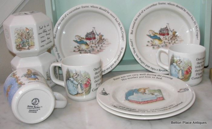 Children's Dishes