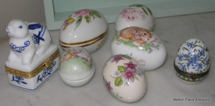 Small Egg Boxes