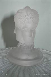 The Head Knob on previous Jar