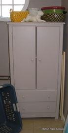 Small Storage Cupboard