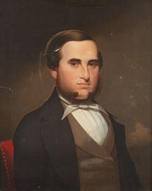 Cephas Thompson Portrait Of Julius Thompson