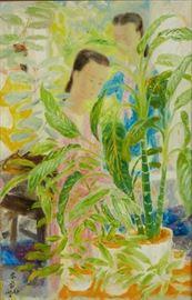 Le Pho Oil on Canvas