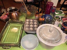 Kitchen miscellaneous.....