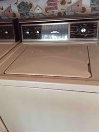 Kenmore Premium Top-Load Washer, includes Original Manuals