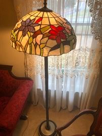 Tiffany Style floor Lamp