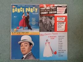 sample of some of the vintage albums - lots of albums have left, but still some great old vintage stuff available!