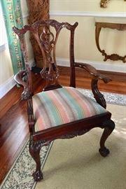 Maitland-Smith Chair