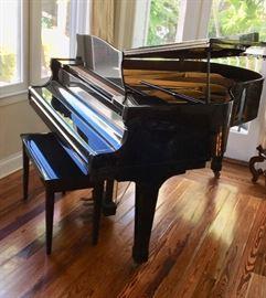 Sojin Ebony Grand Piano