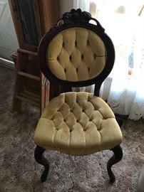 Nice antique cherry chair