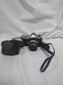 antique Nikon camera, nikkor-s, Nippon Kogaku Japan #485026        https://ctbids.com/#!/description/share/84409