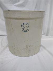 ceramic stoneware crock number 3 https://ctbids.com/#!/description/share/84416
