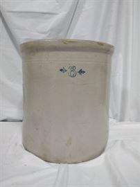 ceramic stoneware crock number 6 https://ctbids.com/#!/description/share/84417