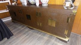 Custom crafted sideboard/cabinet