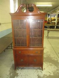 1950s china cabinet