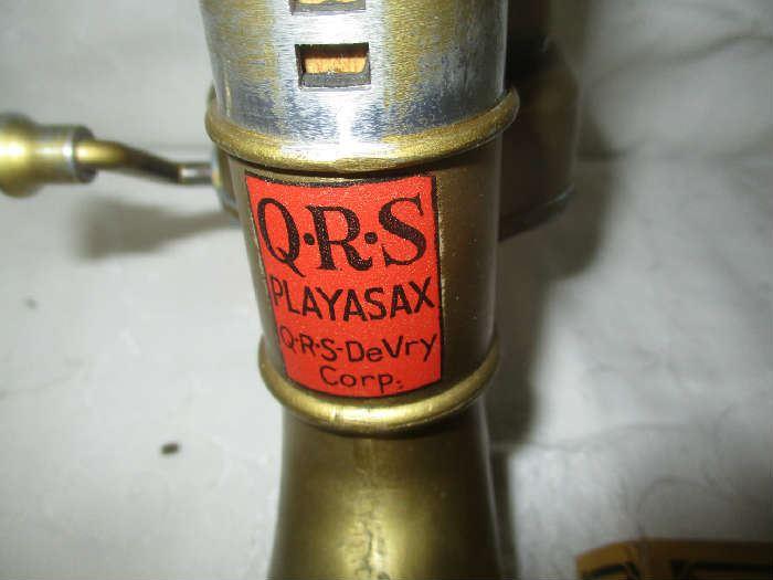 Playasax toy