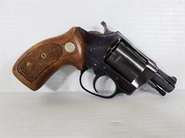 #201: Charter Arms Undercover .38 SPL Revolver