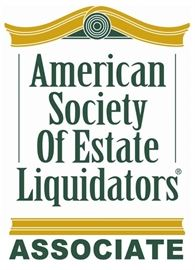 ASEL MEMBER - Less than 5% of estate sale providers are accepted as members