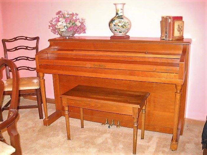 HENRY MILLER PIANO