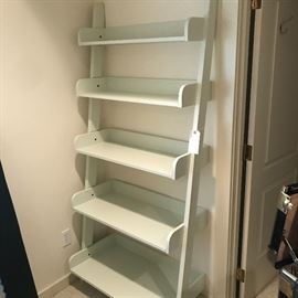 Pottery Barn Shelf Unit