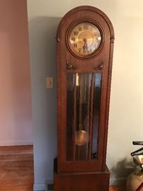 Grandfather clock (German made)