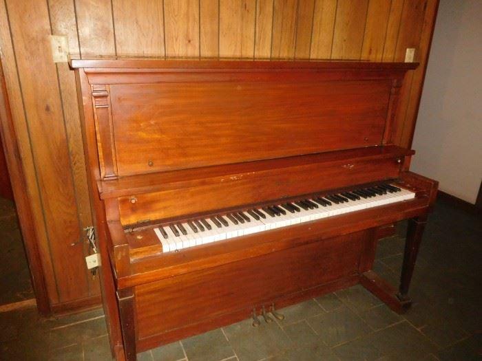 Vintage Behr piano