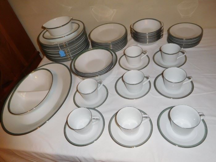 Noritake Royale Mint china