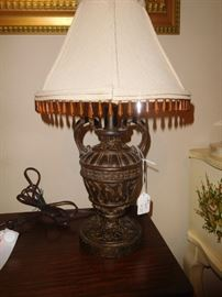 One of many nice lamps