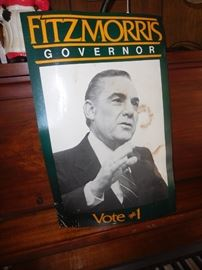Old political poster