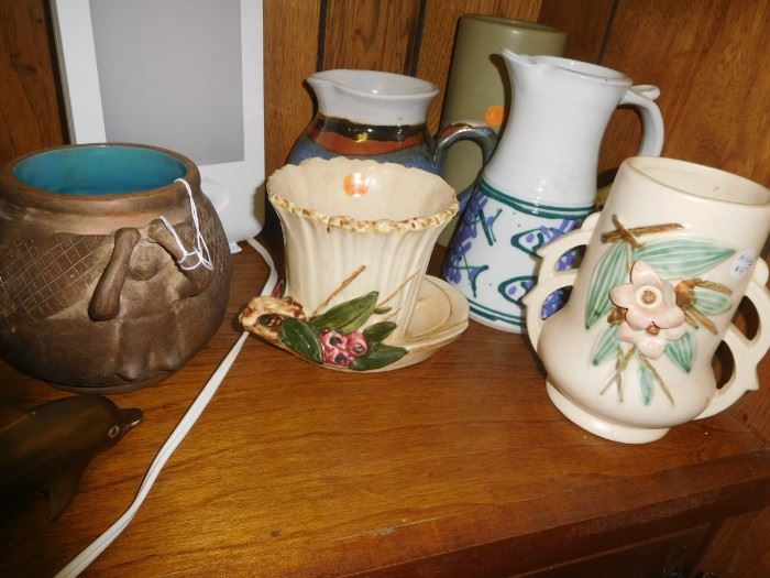 McCoy & other pottery