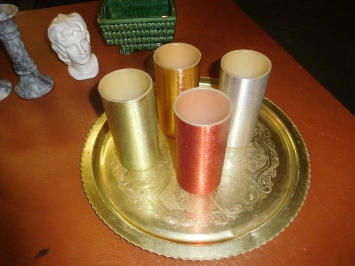 Aluminum set