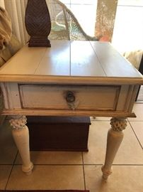 Tommy Bahama end table