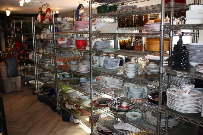 DISHES.... darling, fun... you want these!