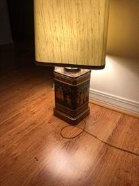 Tea Tin Lamp